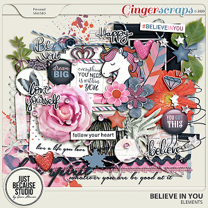 Believe In You Elements by JB Studio