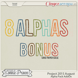 Project 2015 August - Alpha Pack AddOn