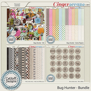 Bug Hunter - Bundle