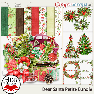 Dear Santa Bundle by ADB Designs