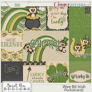 Wee Bit Irish Pocket Cards