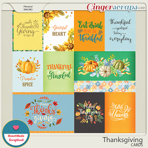 Thanksgiving - cards