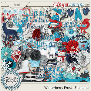 Winterberry Frost - Elements