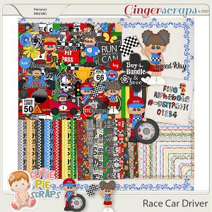 Race Car Driver Bundle