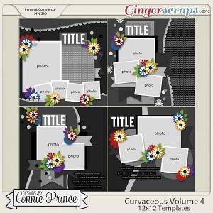 Curvaceous Volume 4 - 12x12 Temps (CU Ok)