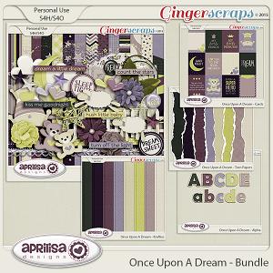 Once Upon A Dream - Bundle by Aprilisa Designs