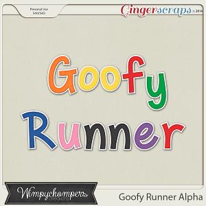 Goofy Alpha