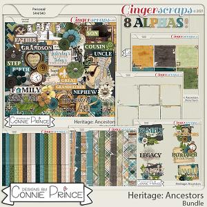 Heritage: Ancestors - Bundle by Connie Prince