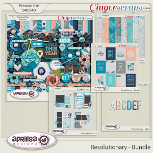 Resolutionary - Bundle by Aprilisa Designs