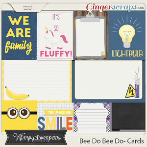 Bee Do Bee Do Cards