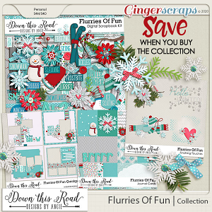 Flurries Of Fun | Collection