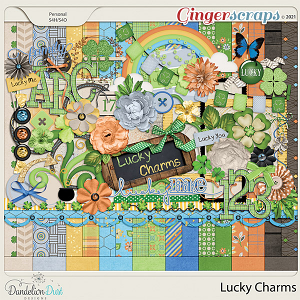 Lucky Charms Collection by Dandelion Dust Designs