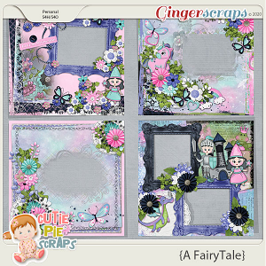 A Fairy Tale Quick Pages