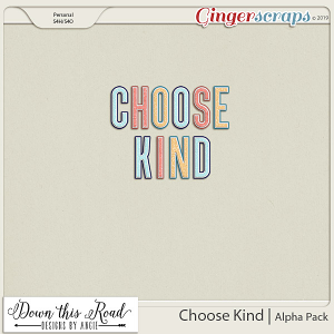 Choose Kind | Alpha Pack