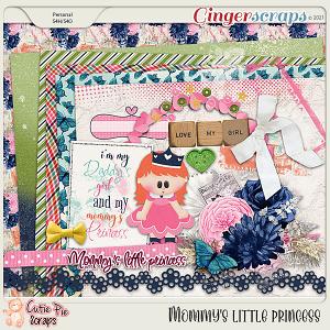 Mommy's little Princess Mini Kit
