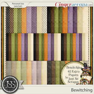 Bewitching Pattern Papers