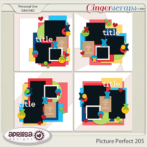 Picture Perfect 205 by Aprilisa Designs