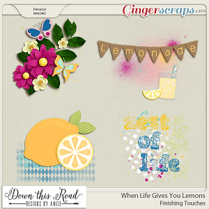 When Life Gives You Lemons | Finishing Touches