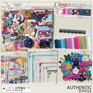 Authentic - Bundle - by Neia Scraps