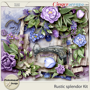 Rustic splendor Kit