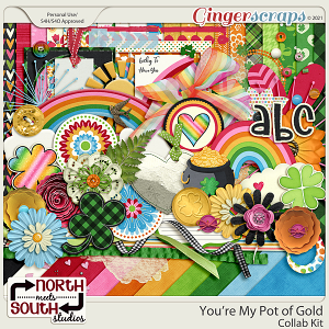 You're My Pot of Gold by North Meets South Studios