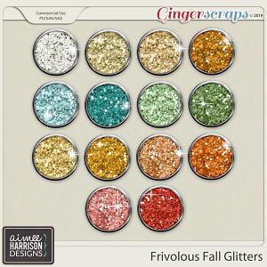 Frivolous Fall Glitters by Aimee Harrison