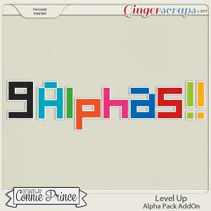 Level Up- Alpha Pack AddOn