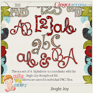 Jingle Joy Alphas