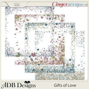 Gifts of Love Borders