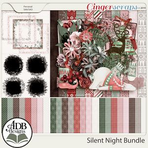 Silent Night Bundle by ADB Designs