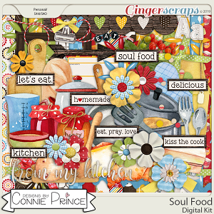 Soul Food - Kit by Connie Prince