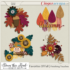 Favorites Of Fall | Finishing Touches