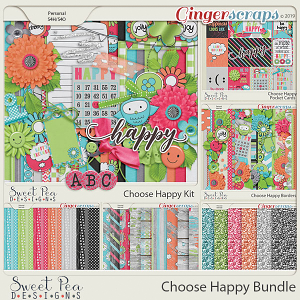 Choose Happy Bundle