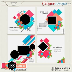 The Modern 2 Templates by JB Stiudio
