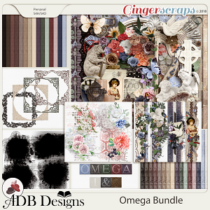 Omega Bundle by ADB Designs