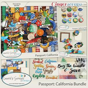 Passport: California Bundle