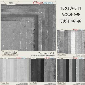 Texture It Bundle 1
