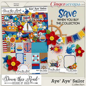 Aye' Aye' Sailor | Collection