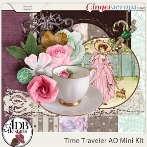 Time Traveler AO Mini Kit by ADB Designs