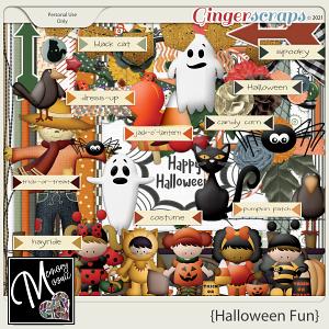 Halloween Fun by Memory Mosaic