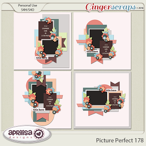Picture Perfect 178 by Aprilisa Designs