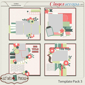 Template Pack 3