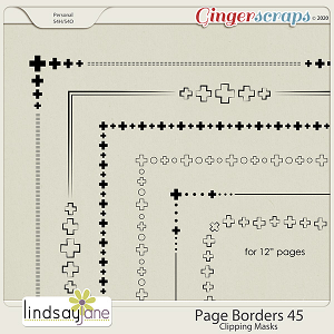 Page Borders 45 by Lindsay Jane
