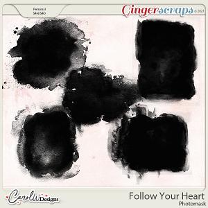 Follow Your Heart-Photomask