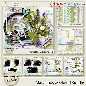 Marvelous weekend Bundle