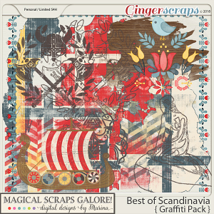 Best of Scandinavia (graffiti pack)