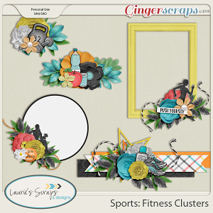 Sports: Fitness Clusters