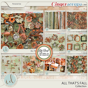 All That's Falll Collection by Ilonka's Designs