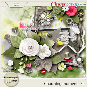 Charming moments Kit