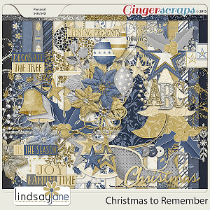 Christmas To Remember by Lindsay Jane